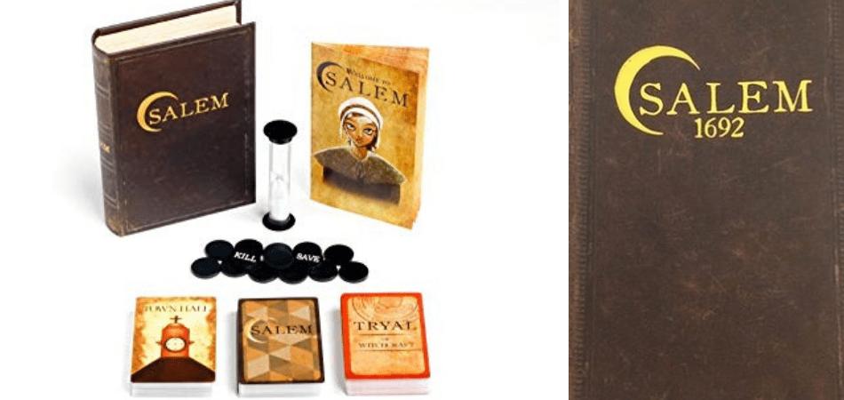 Salem 1692 Game
