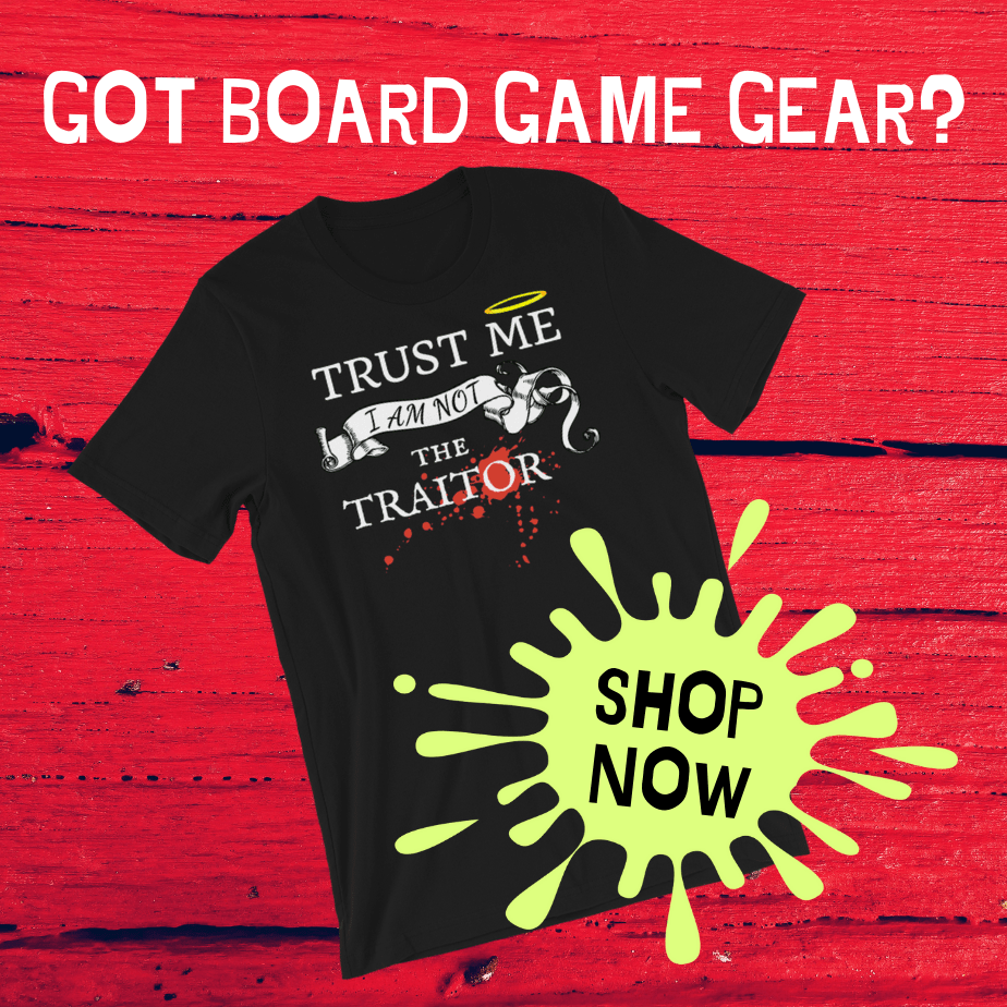 Got Board Game Gear Promo