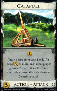 Catapult Card