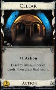 Cellar Card