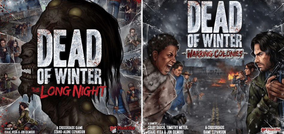 Dead of Winter Expansions