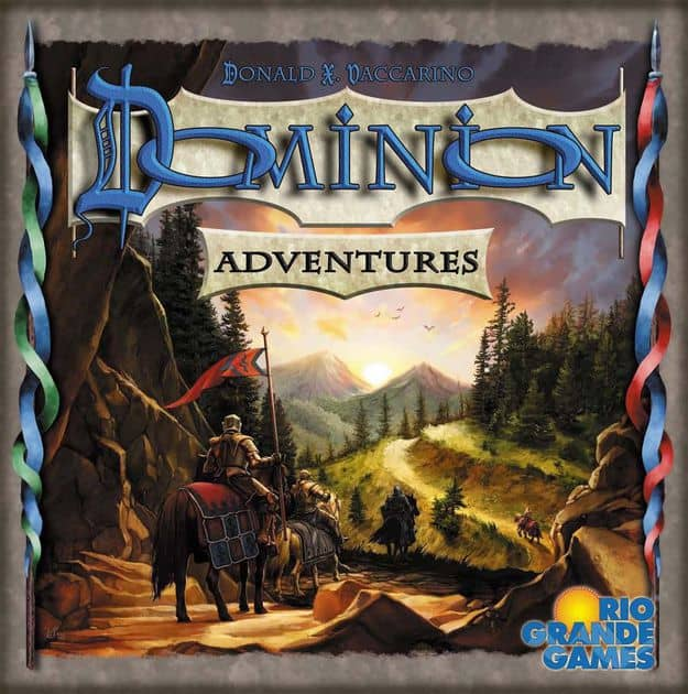 Dominion Adventures Expansion Box