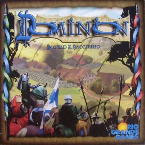 Dominion Core Game Box First Edition