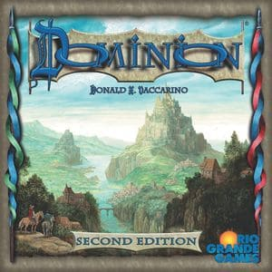 Dominion Core Game Box Second Edition