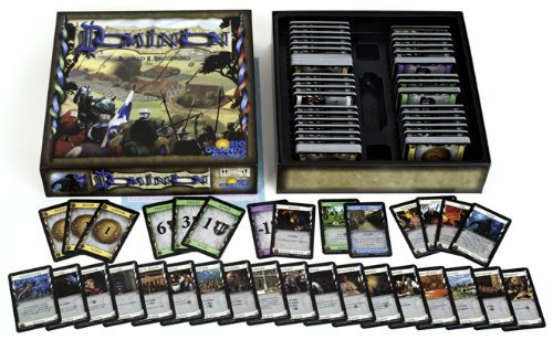 Dominion Core Game Components