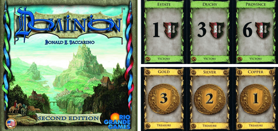Dominion Deck-Building Game