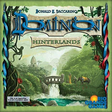 Dominion Hinterlands Expansion Box