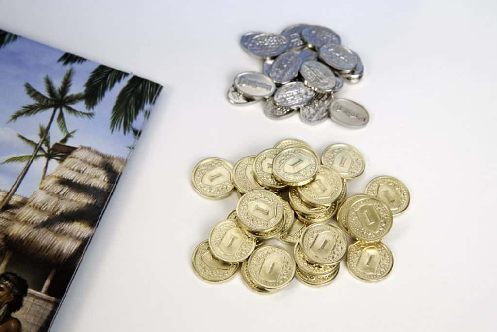 Dominion Seaside Coins