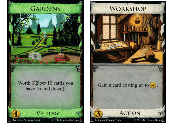 Gardens Workshop Combo