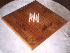 Hnefatafl Game