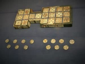 Royal Game of Ur, Mesopotamia