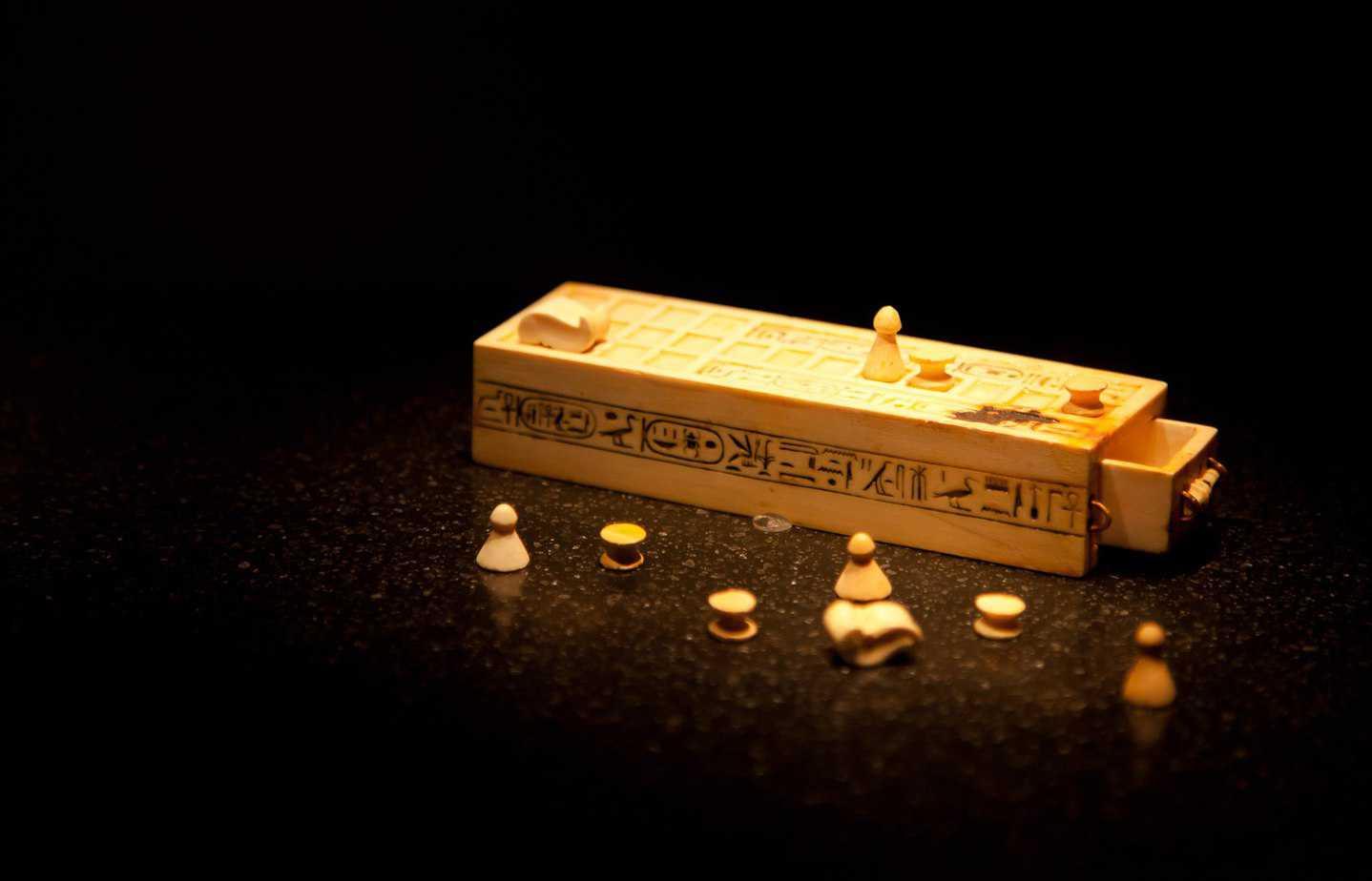 Senet Board Game - History of Board Games