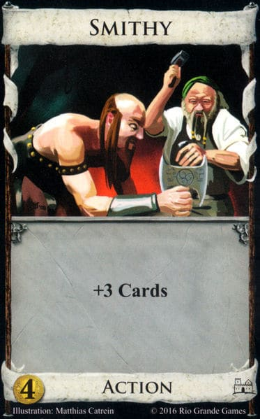 Smithy Card