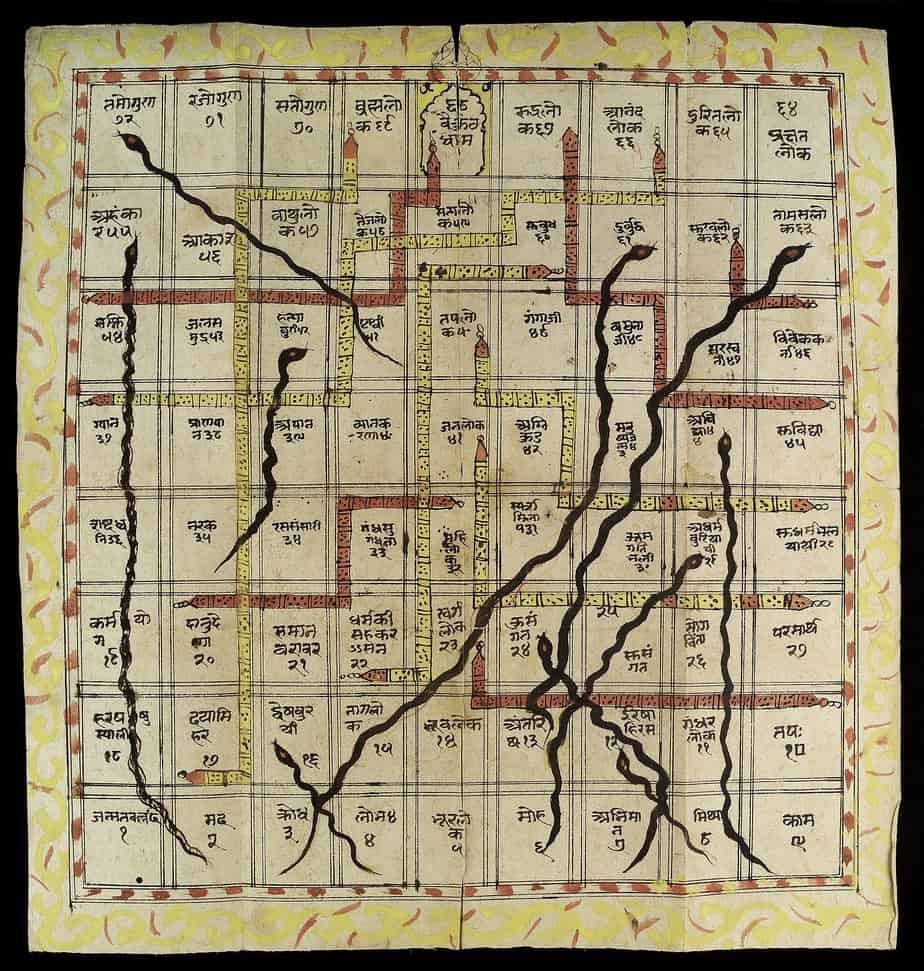 Snakes and Ladders, India