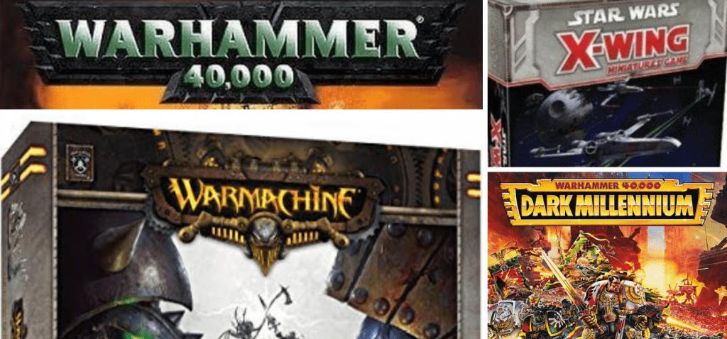 Wargaming Examples