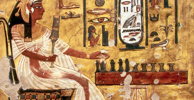 Ancient Egypt Board Games