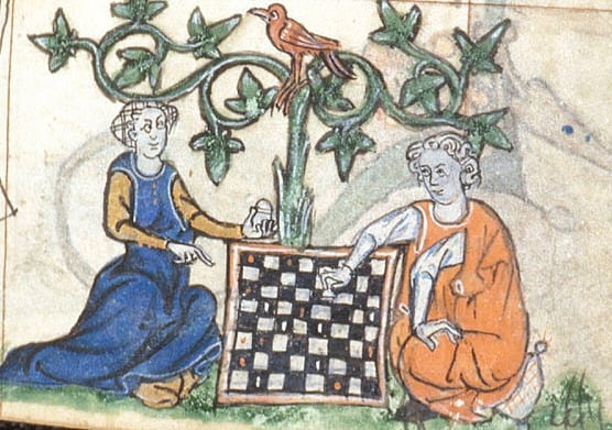 Medieval Board Game