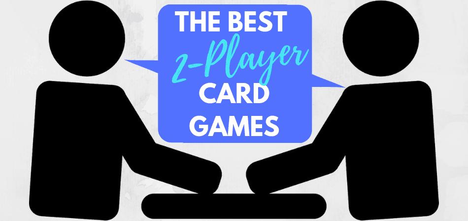 Best 2-Player Card Games Header