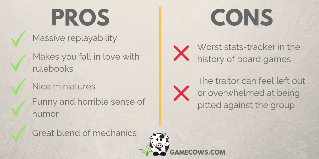 The Pros and Cons of Betrayal