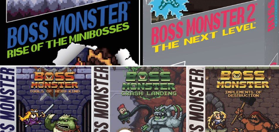 Boss Monster Expansions