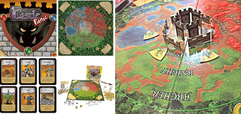 Castle Panic Fantasy Board Game