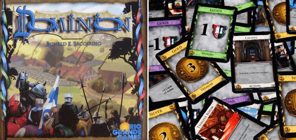 Dominion Card Game - Original