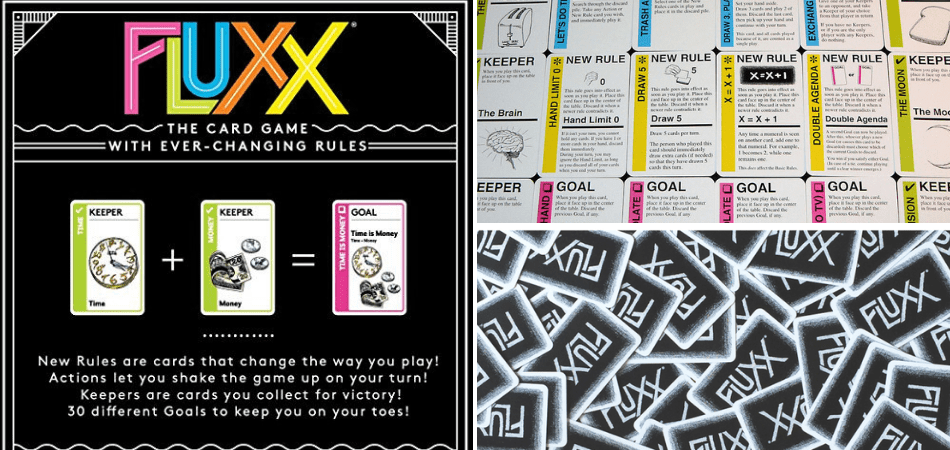 Fluxx Card Game - Original