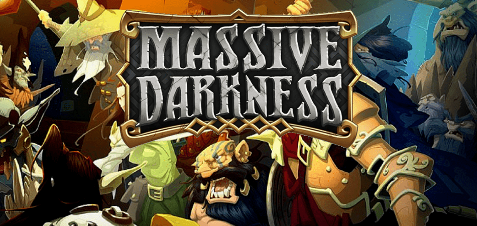 Massive Darkness Header