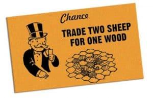 Monopoly Catan Spoof