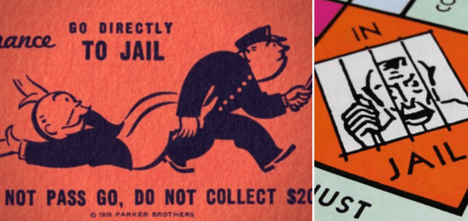 Monopoly Go Directly to Jail