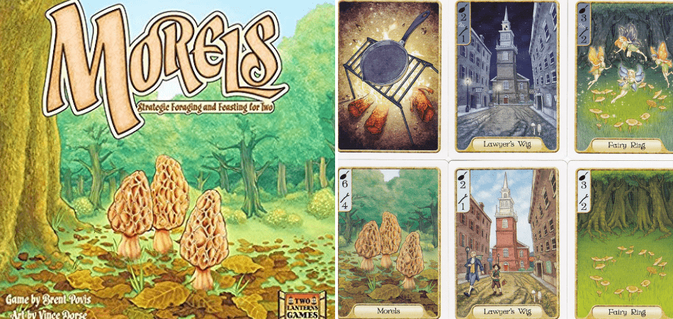 Morels Card Game