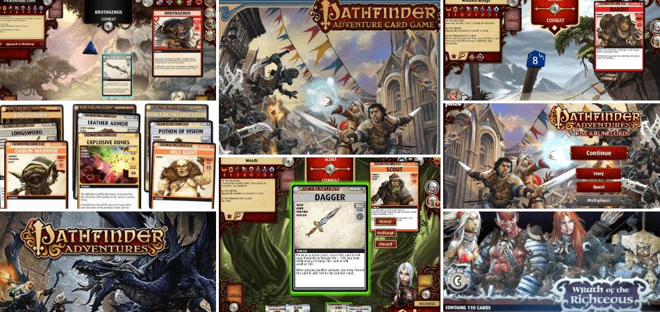 Pathfinder Board Game