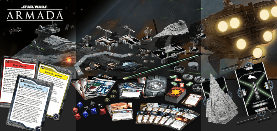 Star Wars Armada Board Game