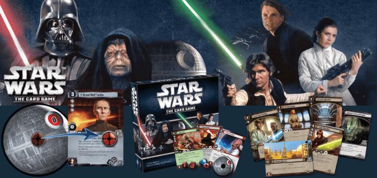 Star Wars Living Card Game