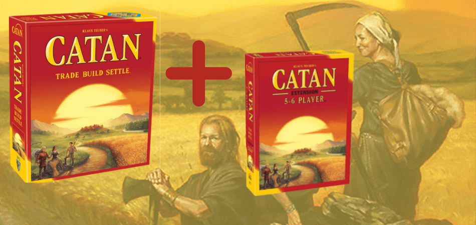 Catan 6-Player Board Game