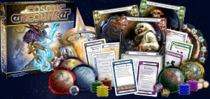 Cosmic Encounter 6-Player Board Game