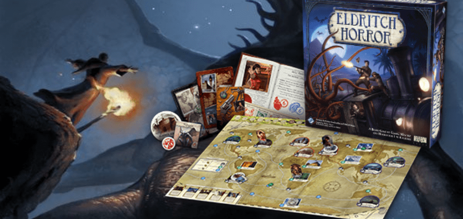 Eldritch Horror Ancient One Battle