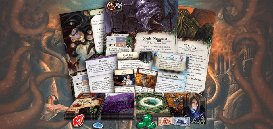 Eldritch Horror Ancient Ones