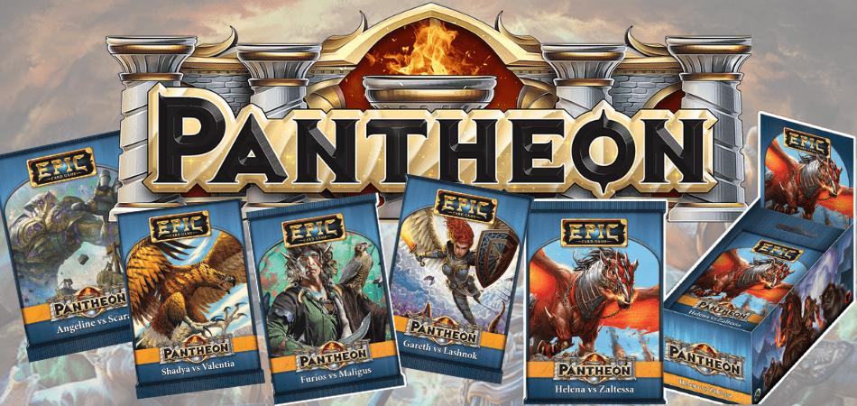 Epic Card Game Pantheon Expansion
