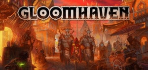 Gloomhaven Best RPG Board Games