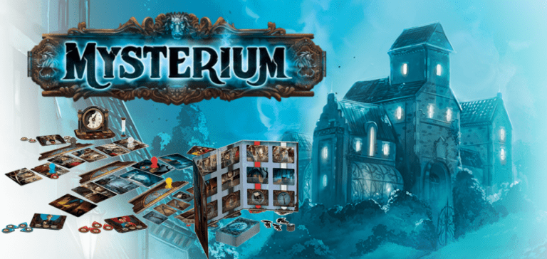 Mysterium 6-Player Board Game