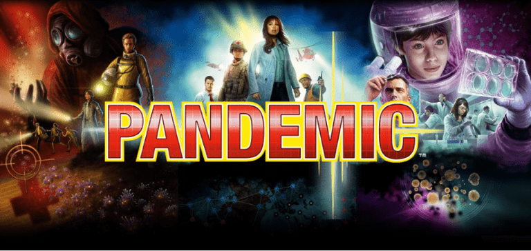 Pandemic Board Game Featured Image