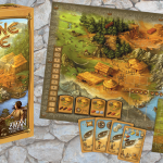 Stone Age 3-Player Board Game