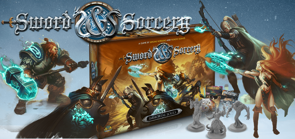 Sword & Sorcery RPG Board Game