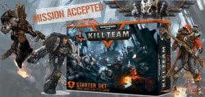 Warhammer 40k Kill Team RPG Board Game