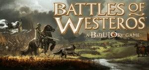 Battle of Westeros Board Game