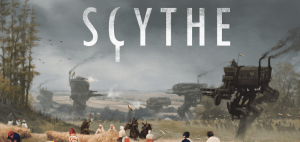 Best Single Player Boardgames Header - Scythe