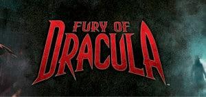 Fury of Dracula Board Game Header