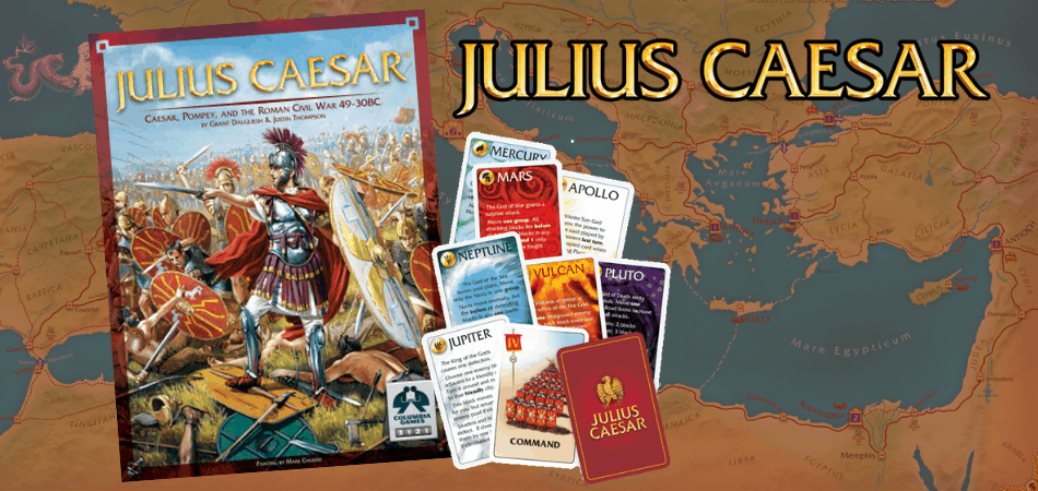 Julius Caesar Board Game