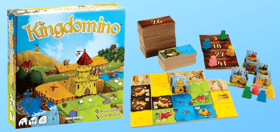 Kingdomino Family Board Game